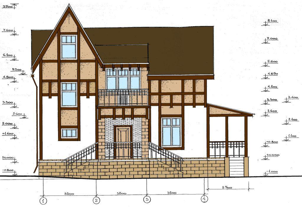 Дизайн проекта строительства