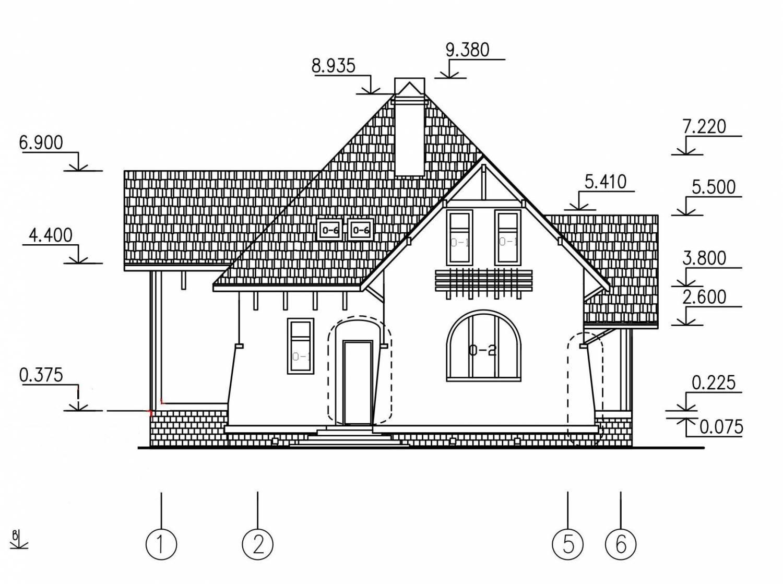 Дом чертежи и размеры схемы и проекты эскизы 175