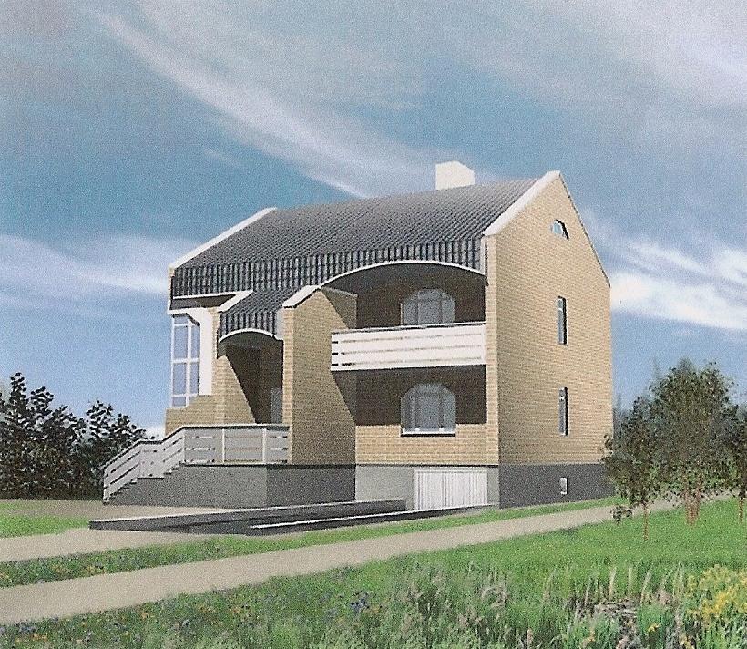 Архитектурно конструктивные решения