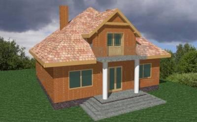 проекты одноэтажного дома