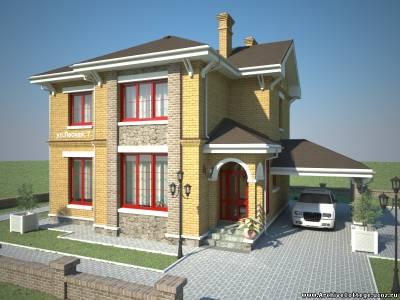 Чертежи проекты домов бесплатно