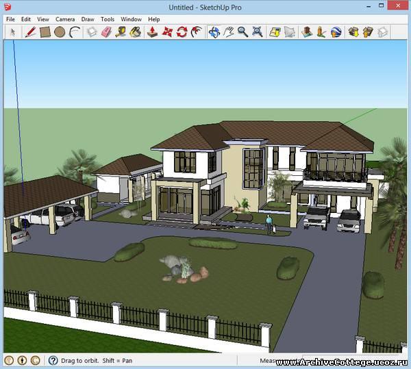 Строительство домов, коттеджей на заказ под ключ в Минске